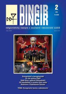Obálka časopisu Dingir.